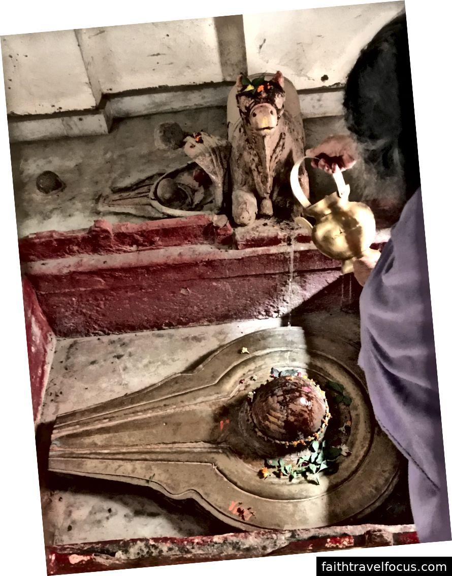 Lingam của Sangameswara