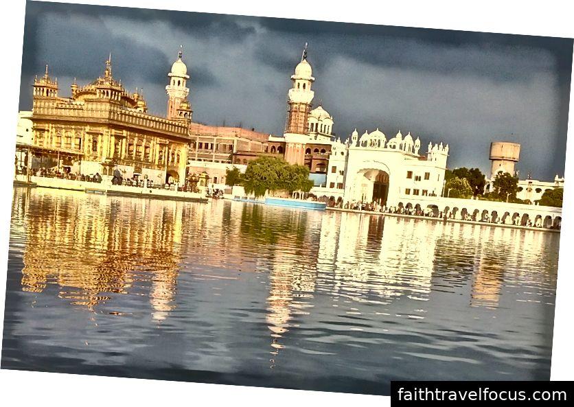 Đền Vàng- Amritsar