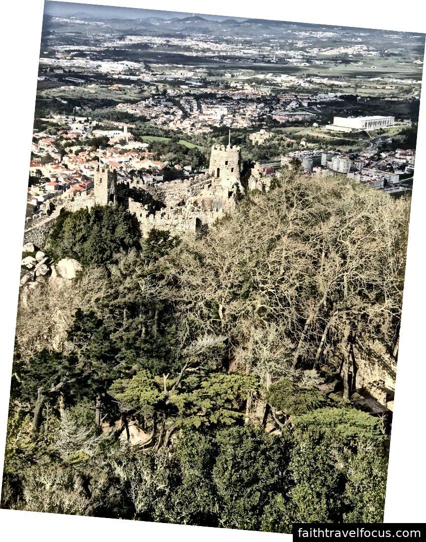 Lâu đài Moorish thế kỷ 11