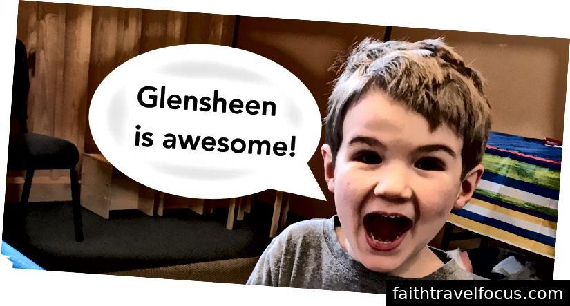 Liam của tôi đã được sử dụng trong quảng cáo này. Anh ta có thể không nói điều đó, nhưng anh ta sẽ đồng ý với nó.