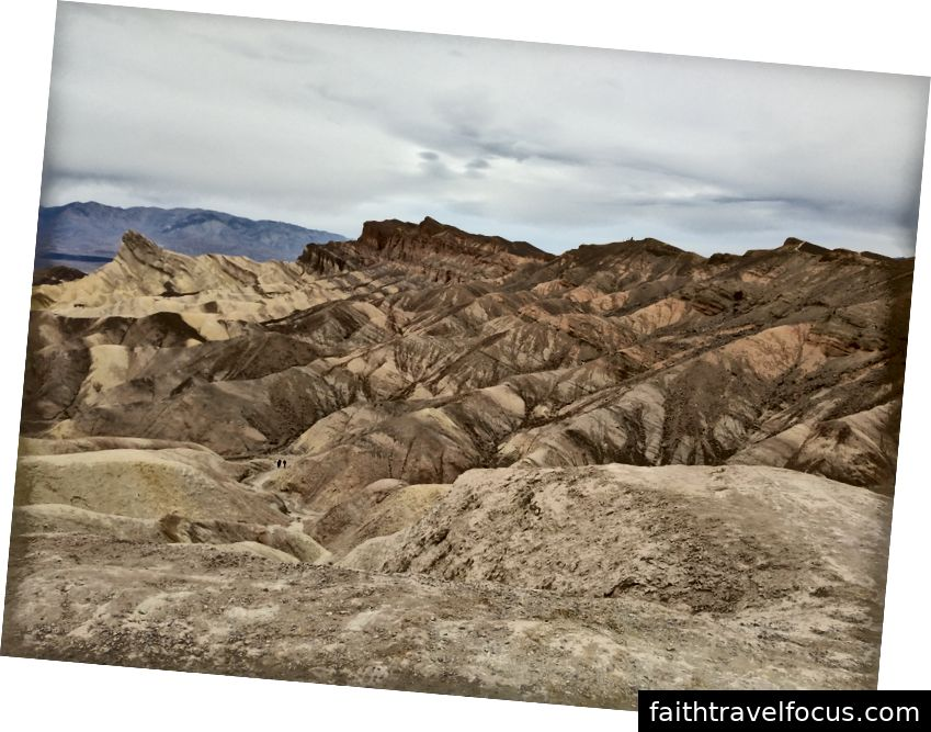 Công viên quốc gia Thung lũng chết, California
