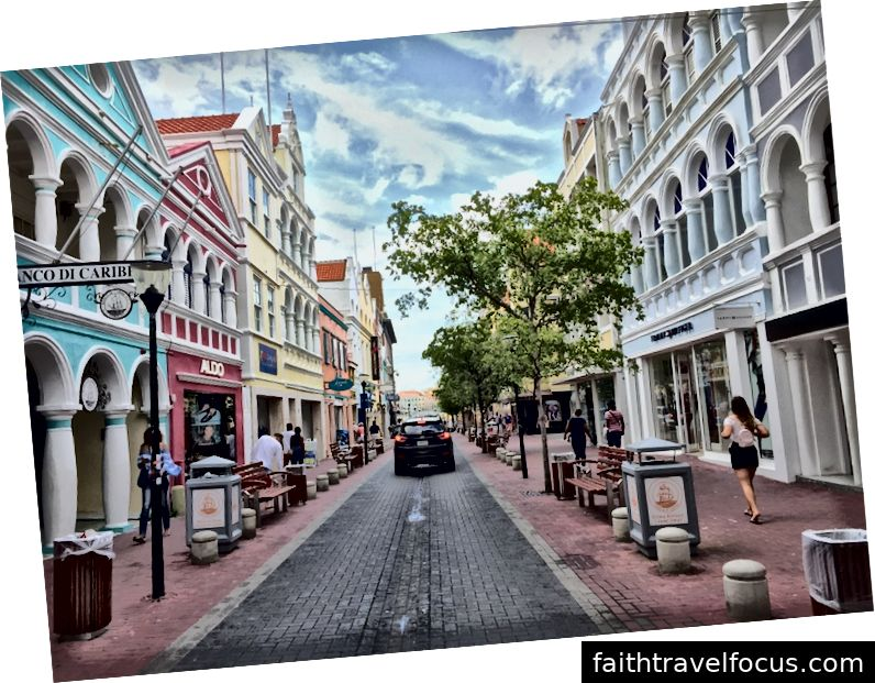 Willemstad, Curacao - Antonio Duplessis
