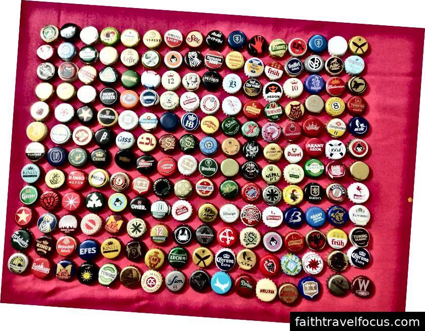Các loại bia của thế giới. Hình ảnh lịch sự: Sachin Sood
