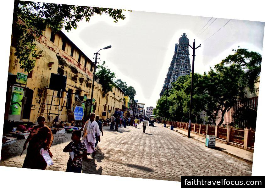 Đền Madurai Meenakshi Amman