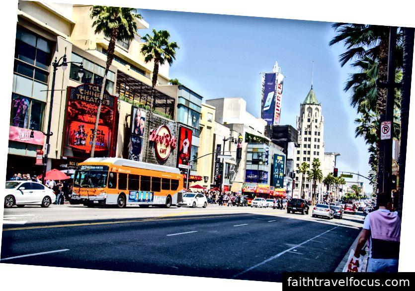 Nắng Los Angeles