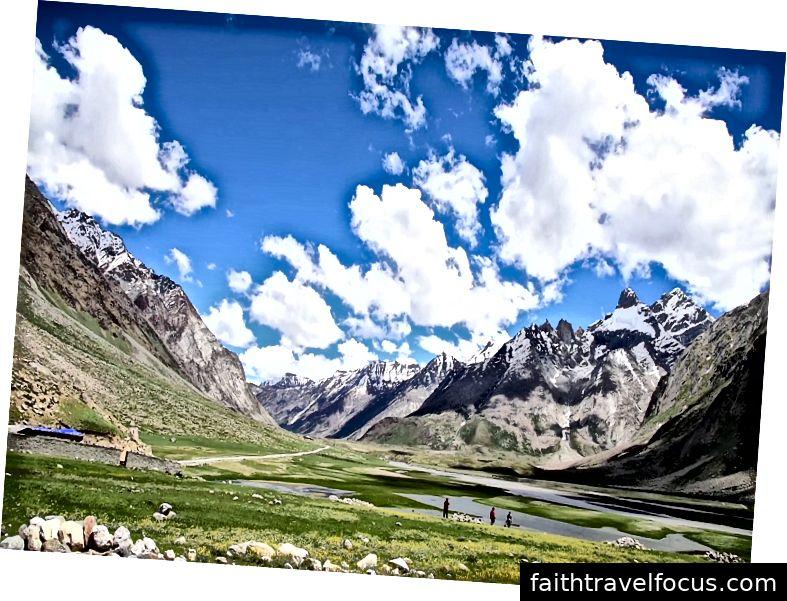 Thung lũng Zanskar Ladakh