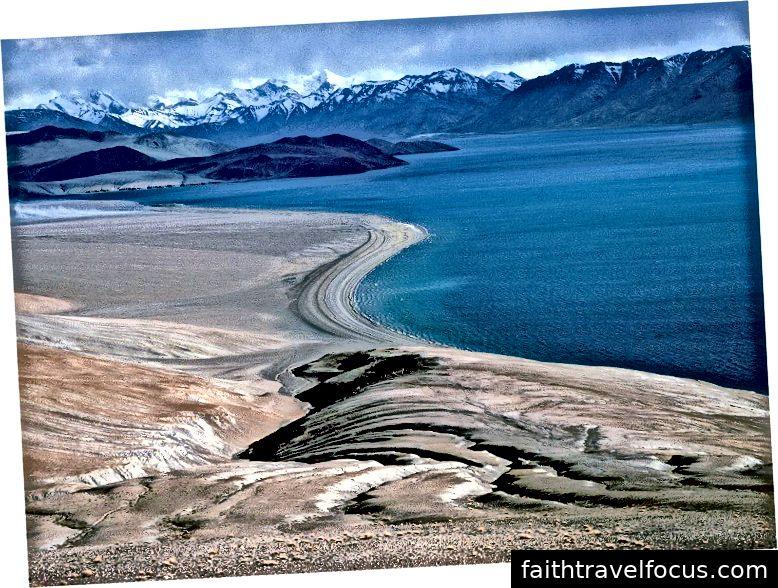 Hồ Tso Moriri Leh Ladakh