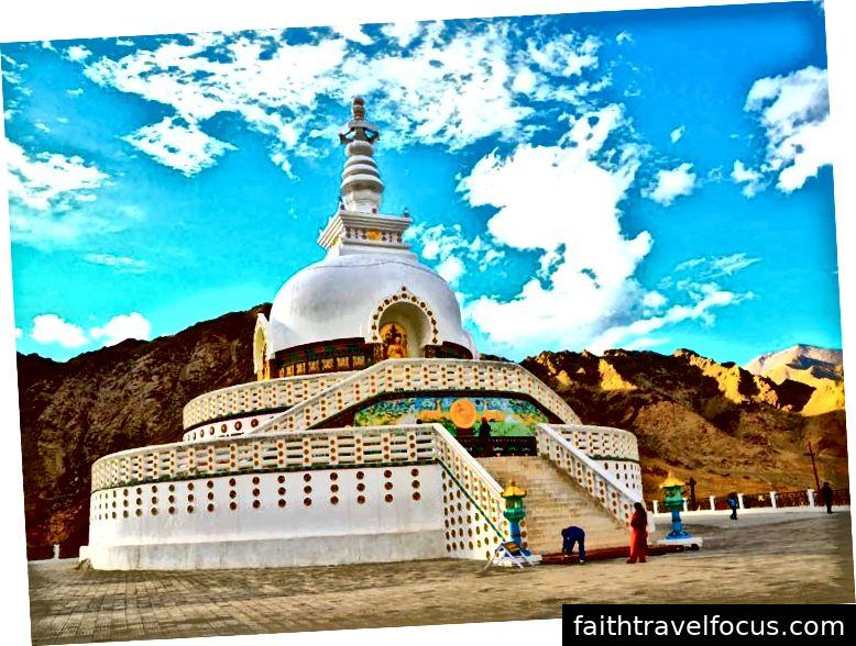 Bảo tháp Shanti