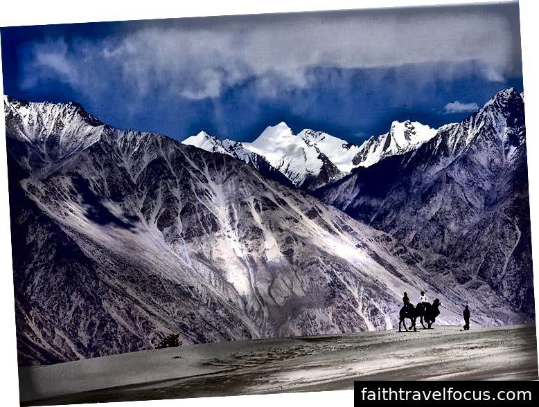 Thung lũng Nubra Ladakh