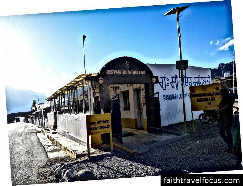 Gurudwara Pathar Sahib Ladakh
