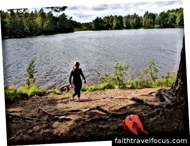 Mjesta za pronalaženje hladnih jezera