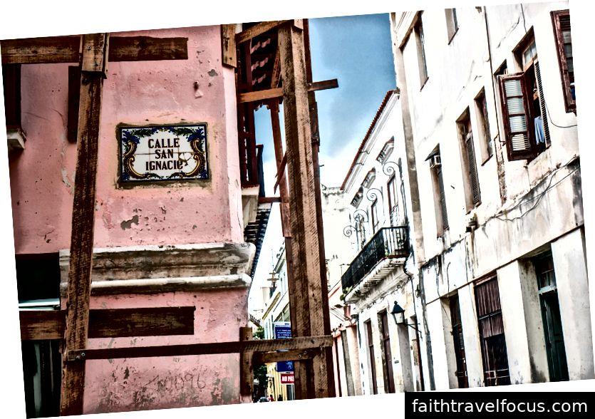Những con đường của Old Havana