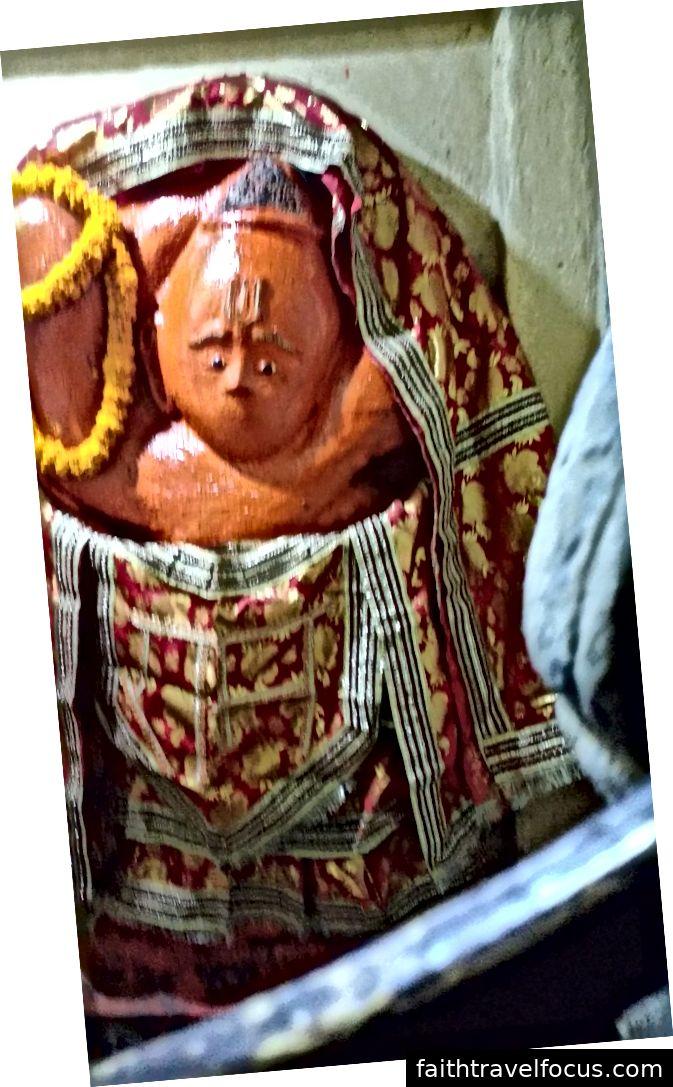 HanumanJi tại Tulsi Ghat
