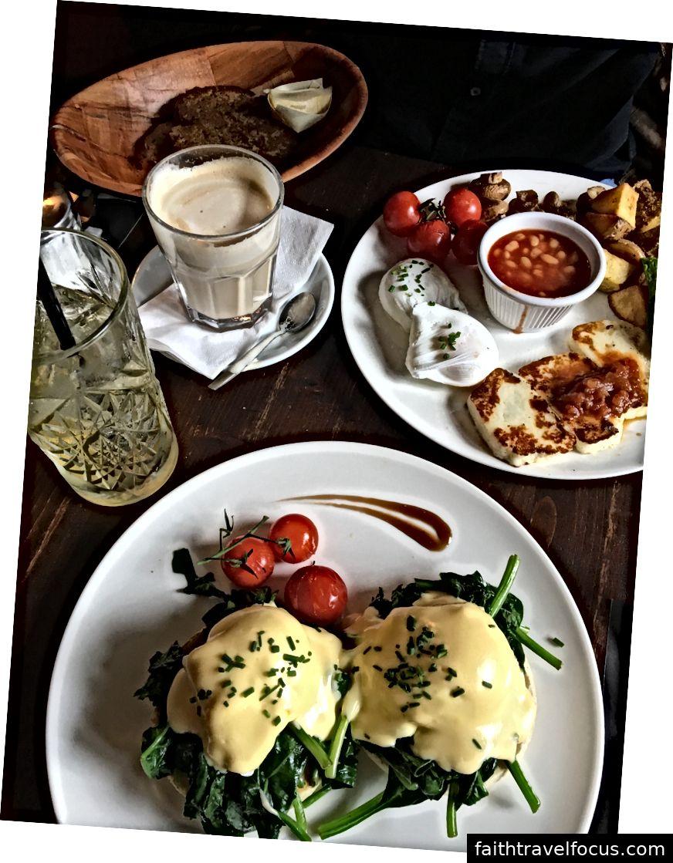 Bữa sáng của chúng tôi