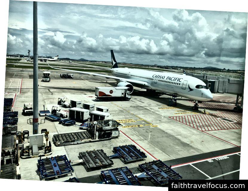 Nhà ga số 4 sân bay Changi Singapore