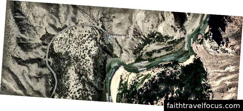 Hình ảnh Google Earth