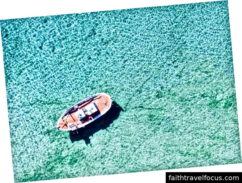 Thuyền đến Spetses, Hy Lạp