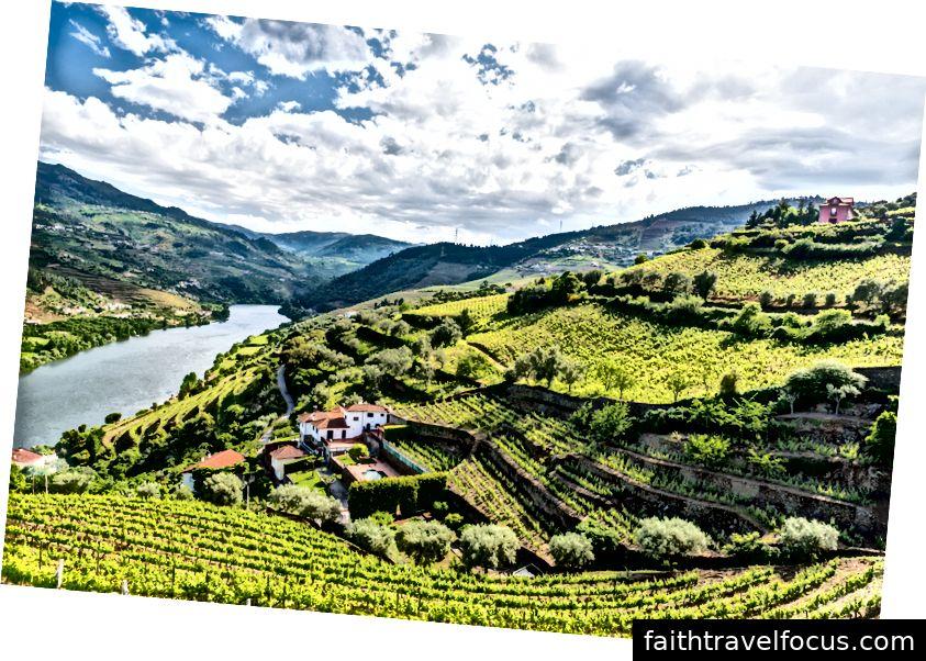 Thung lũng Duoro, Bồ Đào Nha