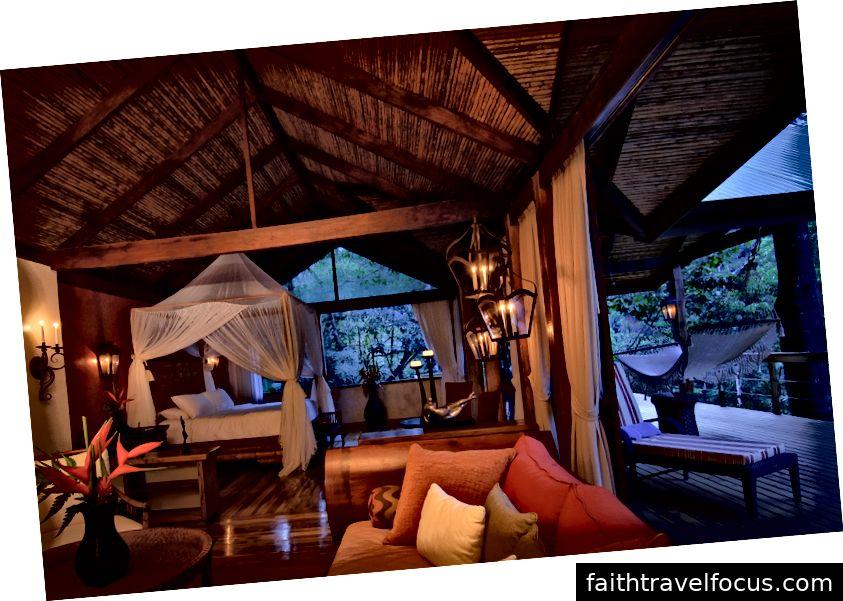 Nhà nghỉ Pacuare, Costa Rica