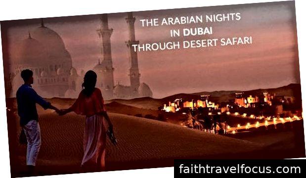 Đêm Ả Rập | www.tripoto.com