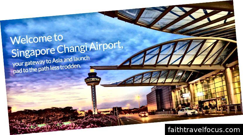 Sân bay quốc tế Changi   www.tripoto.com