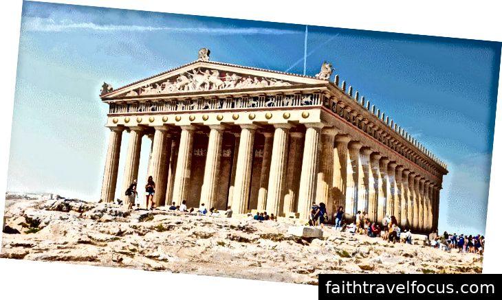 Hy Lạp cho Parthenon | www.tripoto.com