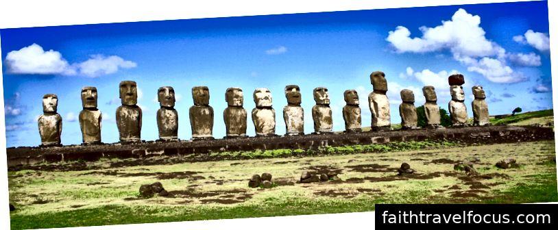 Đảo Phục Sinh cho Tượng Moai | www.tripoto.com