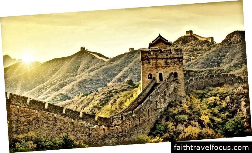 Vạn Lý Trường Thành của Trung Quốc | www.tripoto.com