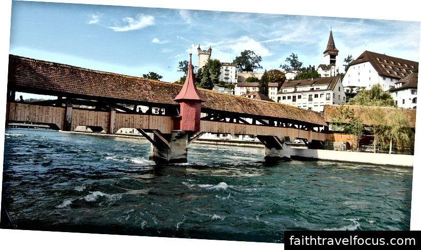 Cầu Spreuer, Lucerne