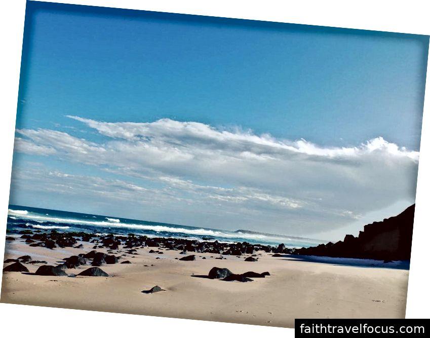 Bãi biển Shelly, Ballina, Úc