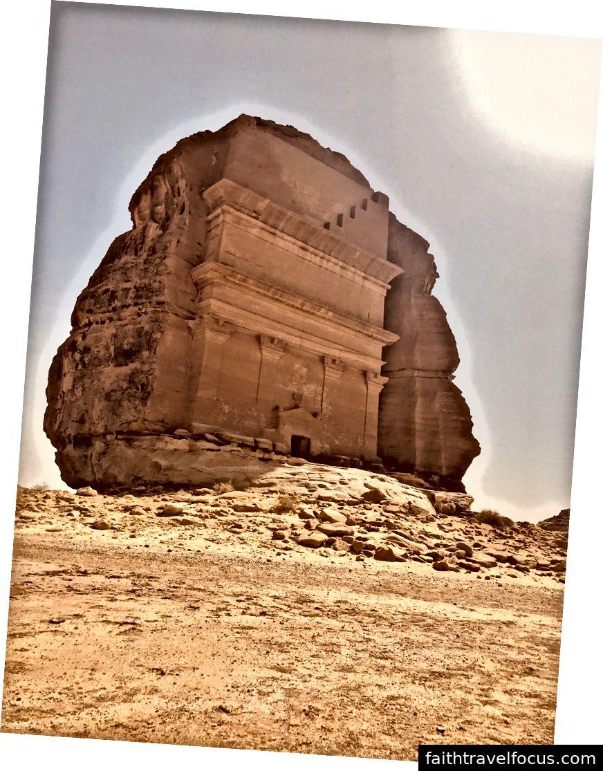 (Qasr Al Farid, lâu đài cô đơn)
