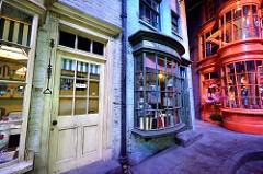 Harry Potter Studio Tour của Martin Pettitt được cấp phép theo C.C. bằng 2.0