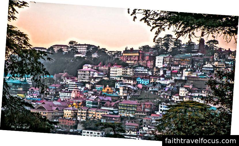 Du lịch Shimla