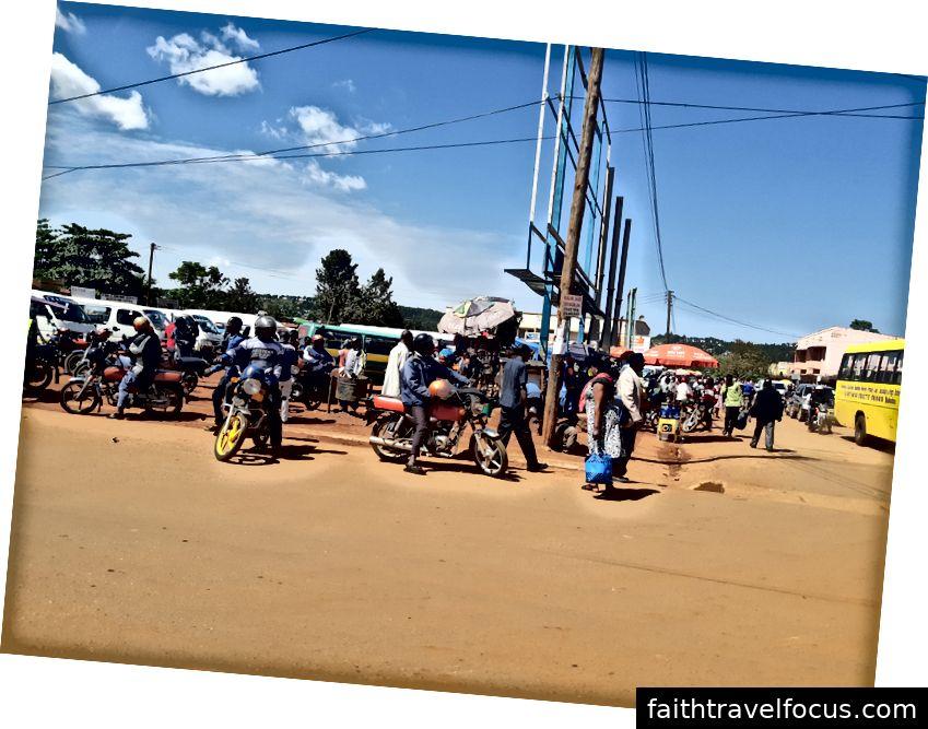 Trạm xe buýt Bukoba