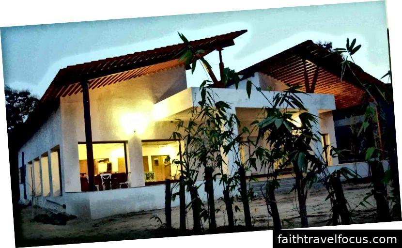 Khu nghỉ dưỡng tốt nhất ở Tadoba