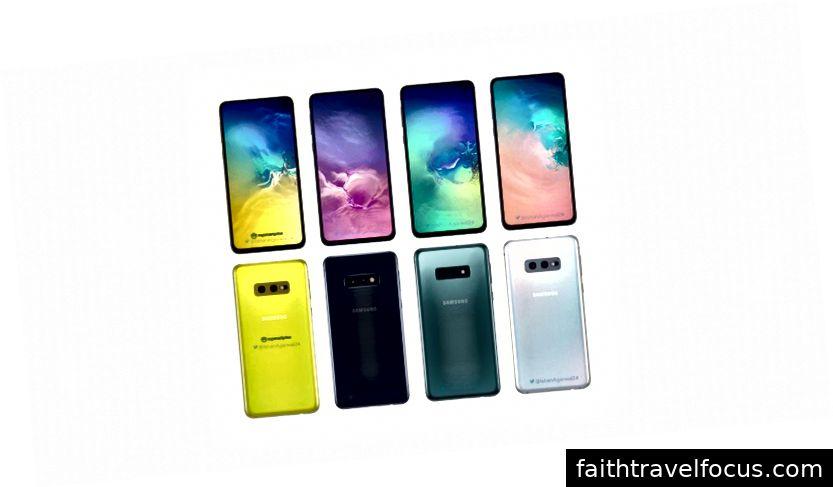 Ontgrendel Samsung Galaxy S10e