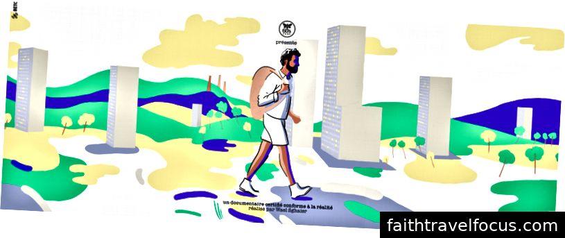 Mon Incroyable của Wael Sghaier được sản xuất bởi 60s Filmz