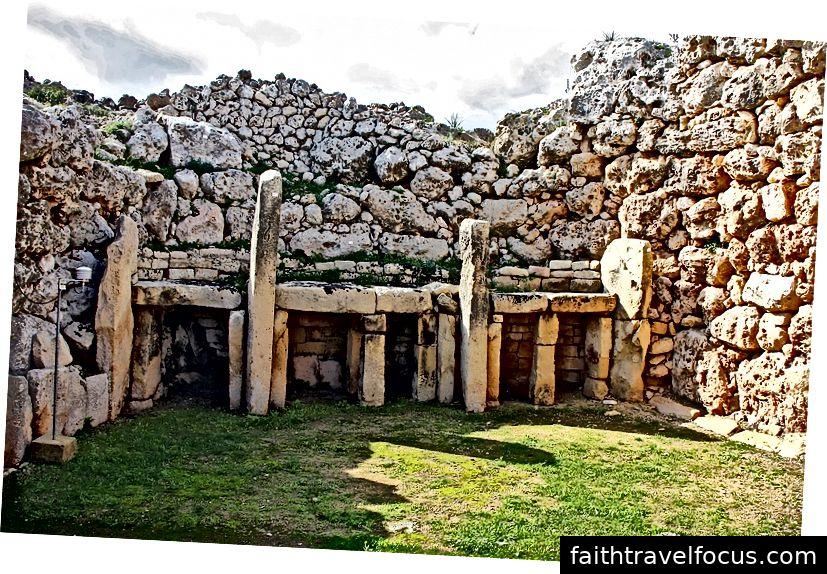 Ggantija: Cấu trúc tôn giáo lâu đời thứ hai trên thế giới