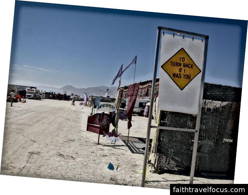 Burning Man 2017 - Ảnh của AleXander Hirka
