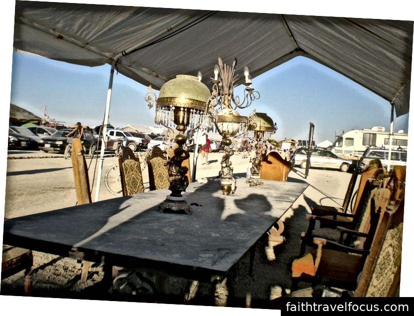 Burning Man 2011 - Ảnh của AleXander Hirka