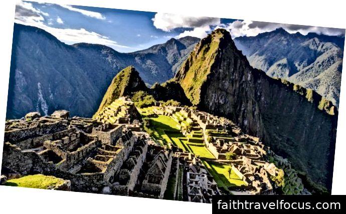Thành phố cổ Inca