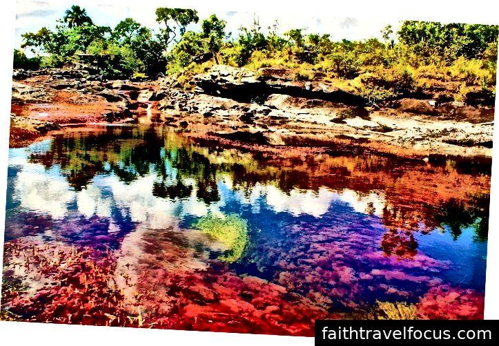 Dòng sông bảy màu