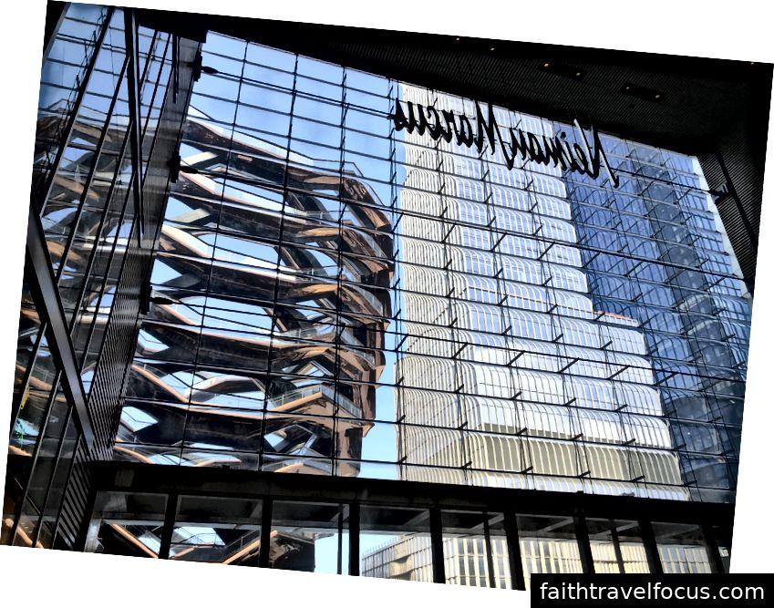 Hudson Yards là điểm đến mới nhất của NYC trong hai tuần