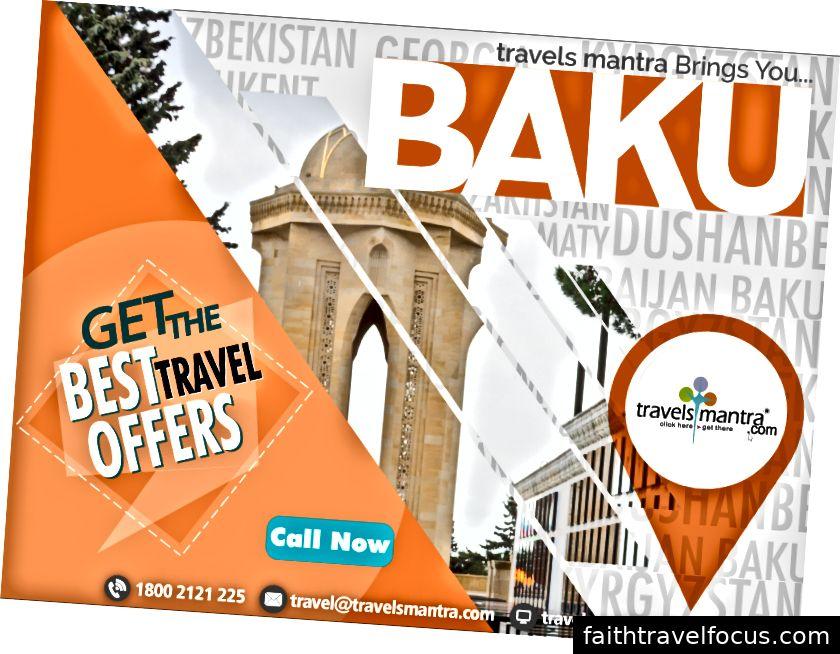 Gói tour BAKU