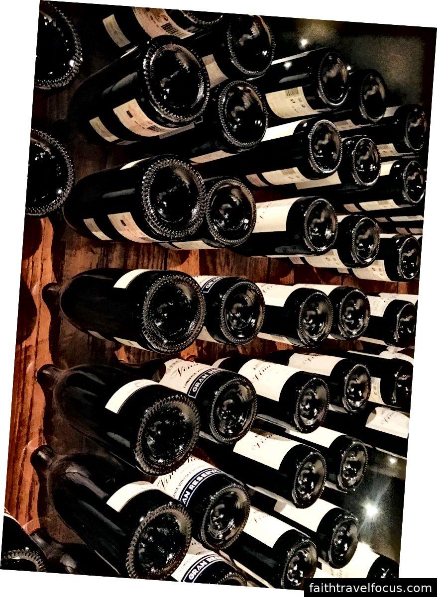 Chuyến đi chuyên nghiệp về rượu của CVNE