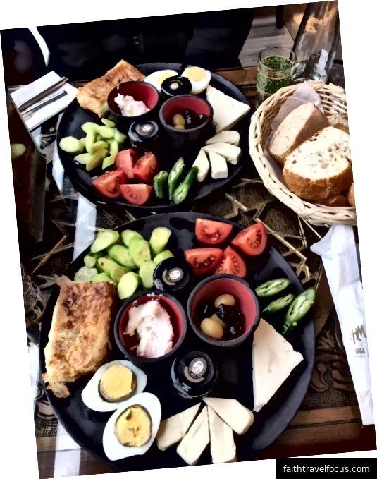Bữa sáng kiểu Thổ Nhĩ Kỳ