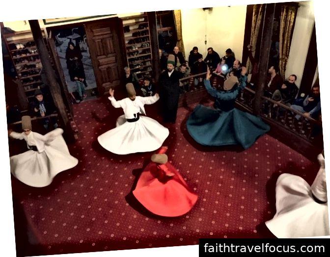 Nhảy Sufi tại Karabas