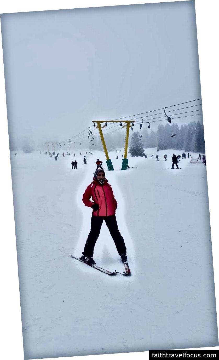 Trượt tuyết tại Uludag