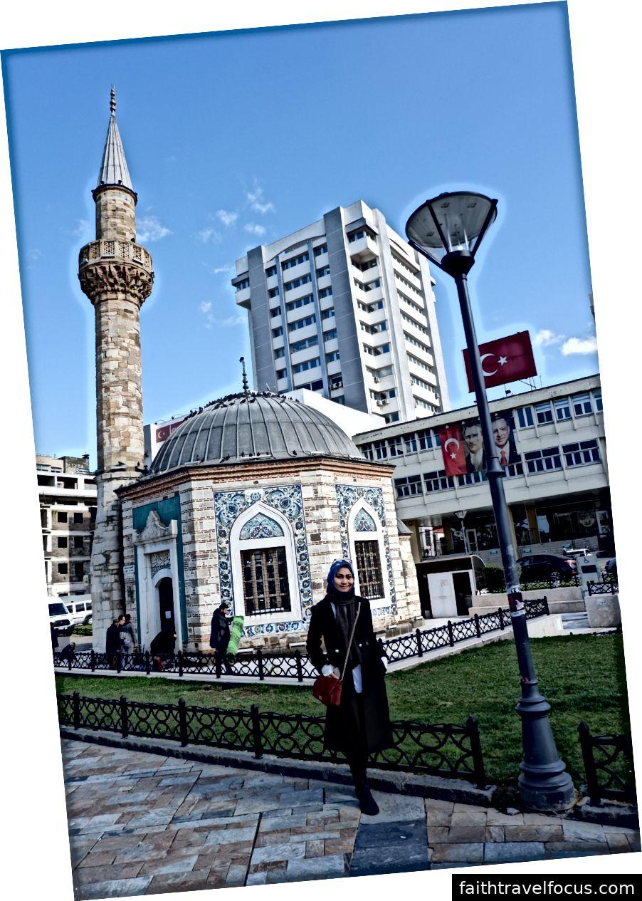 Nhà thờ Hồi giáo Konak