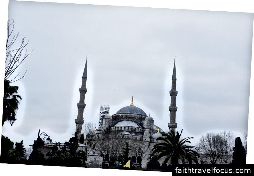 Nhà thờ Hồi giáo Xanh